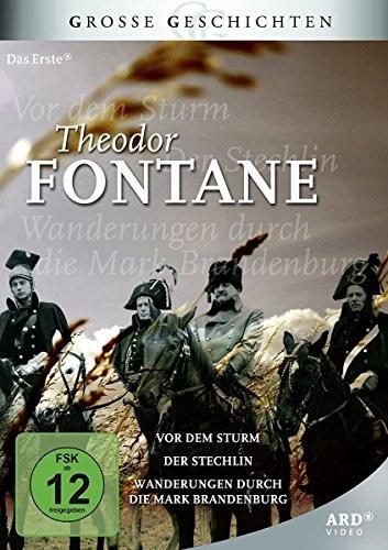 Große Geschichten: Theodor Fontane Box (6 DVDs)