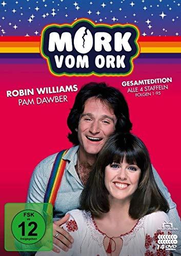 Mork vom Ork - Gesamtedition (14 Discs)