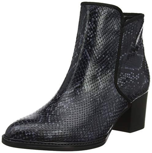 Gabor Shoes Damen Comfort Sport Stiefeletten, Blau (Ocean (Micro) 86), 40 EU