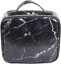 Archile Achile Makeup Case Bag Marmeren Make-uptassen met Verstelbaar Compartiment Make-up Treincase Beauty Bag Achile Cos...
