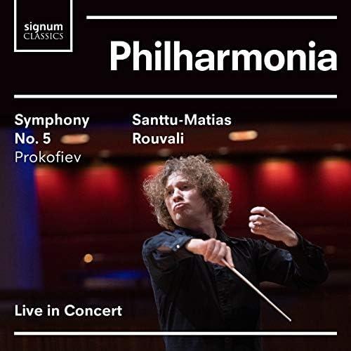 Philharmonia Orchestra & Santtu-Matias Rouvali