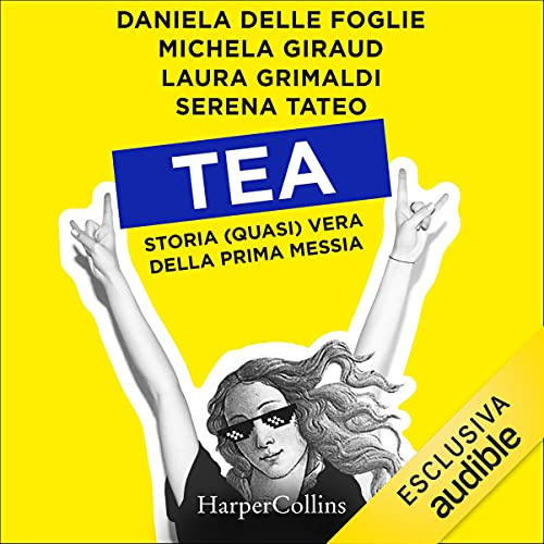 Tea copertina