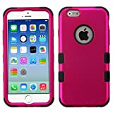 Mystcase For Apple iPhone 6 / 6s IMPACT TUFF HYBRID Case Skin Phone Covers +Screen Guard