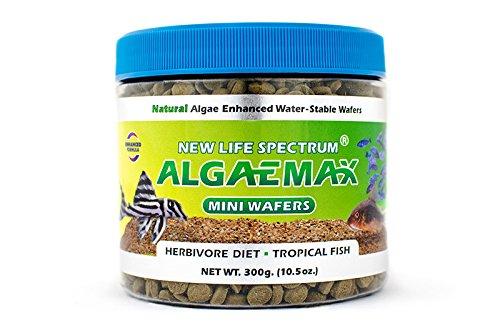 New Life Spectrum AlgaeMax Mini-Wafers 300g (Naturox Series)
