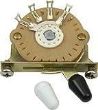DiMarzio EP1105 - Selector de pastilla para guitarra, 3 posiciones