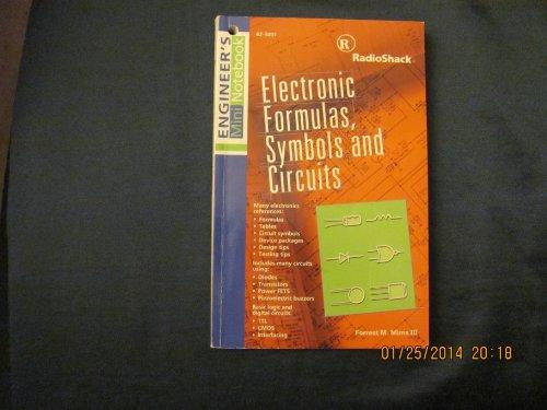 Electronic Formulas, Symbols and Circuits