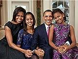 Jason Meisenheimer Obama Family Glossy Poster Picture Photo President Barack White House Decor