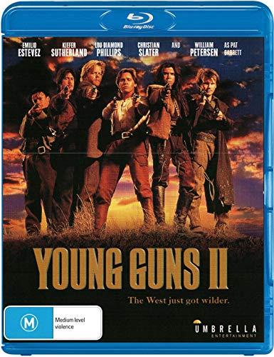 Young Guns Ii [Edizione: Stati Uniti] [Italia] [Blu-ray]