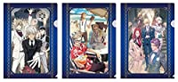 Fate Grand Order ローソン クリアファイルAセット 3枚セット 円卓 新宿のアーチャー ギルガメッシュ エミヤ クー フーリン