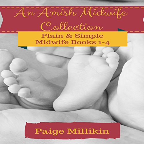 An Amish Midwife Collection audiobook cover art
