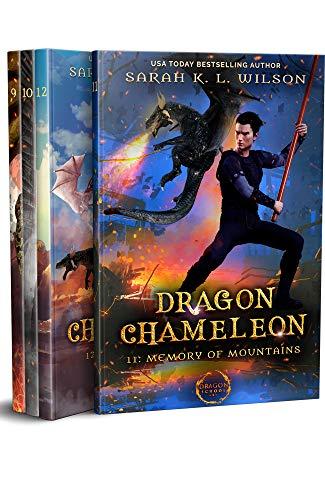Dragon Chameleon: Episodes 9-12 (Dragon Chameleon Omnibuses Book 3)