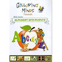 Galloping Minds: Baby Learns - Alphabet & Phonics [DVD]