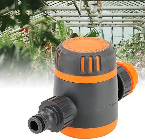 Kit de riego por goteo Irrigación temporizador, G3 / 4' G1 / 2' del controlador del sistema de riego del jardín Profesional de riego Temporizador electrónico automático Home Garden, no con pilas para