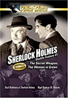 Sherlock Holmes Double Feature #1 [DVD]