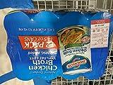 スワンソン チキンブロス Chicken Broth 鶏ガラスープ 30%塩分カット 410G×12缶入