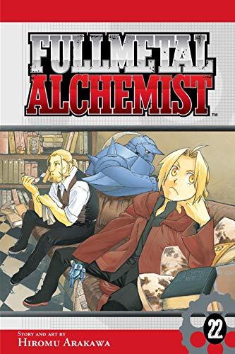Fullmetal Alchemist Vol. 22 (English Edition)