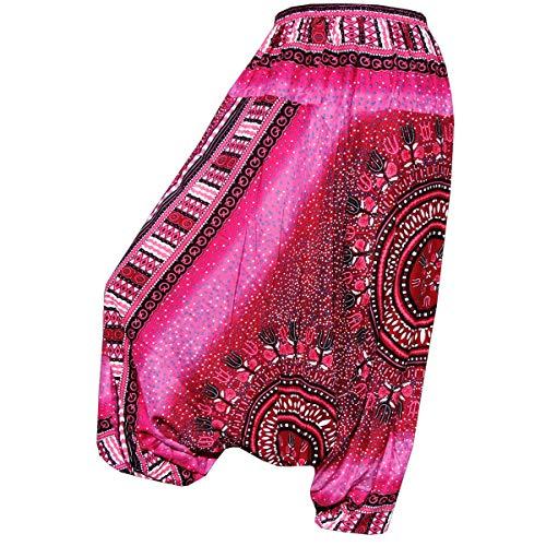 PANASIAM Aladin Pants, Maoi 04, pink-ish L
