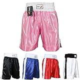 TurnerMAX Boxeo Shorts Pink Pequeño