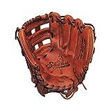 SHOELESS JOE 14' H-Web Professional Baseball Glove, Left Hand Throw
