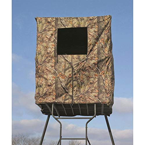 Guide Gear 2-Man Universal Tower Hunting Blind