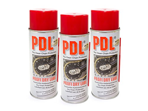 Kettenspray PDL 3 Stück á 400 ml