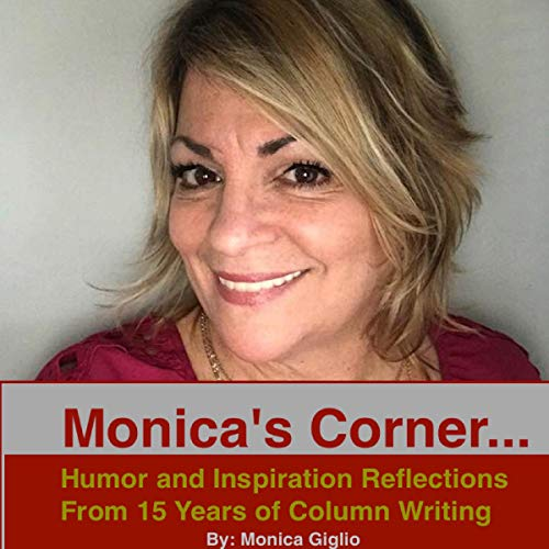 Monica's Corner audiobook cover art