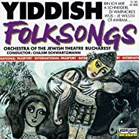 Yiddish Folksongs