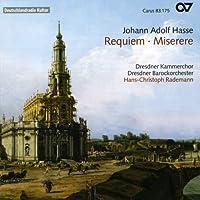 Hasse: Requiem/Miserere