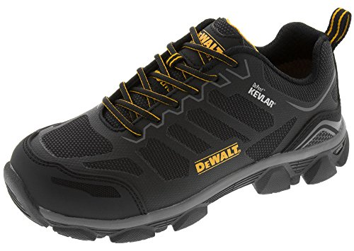 DEWALT Men's Crossfire Low Athletic Aluminum Toe Work Shoe, Style NO. DXWP10004
