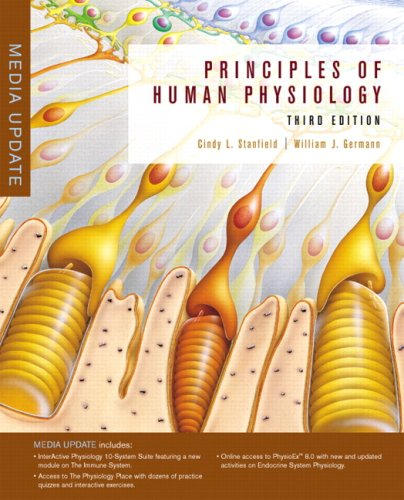 Principles of Human Physiology, Media Update Value Package (includes Human Anatomy & Physiology Laboratory Manual, Main
