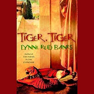 Tiger, Tiger audiobook cover art
