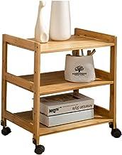 XINGDONG Półka kuchenna może przesuwać stojak do przechowywania wózka trwały (rozmiar: L-45 cm)