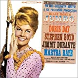 "album cover: ""Billy Rose's Jumbo"" featuring Doris Day"