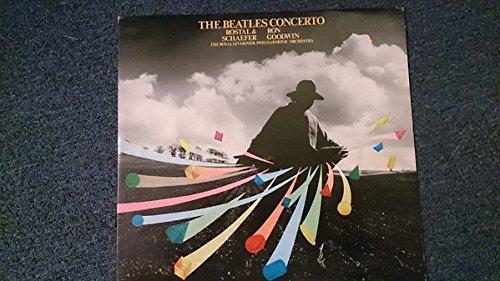 BEATLES CONCERTO LP (VINYL) UK PARLOPHONE 1979