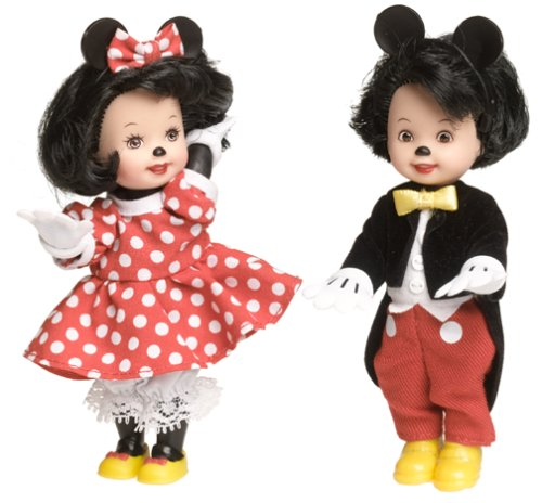 Barbie Disney Tommy & Kelly Dressed As Mickey & Minnie Collector Edition (2002)