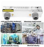 """液体流量計、1-10GPM LZM-25Knobパネル型液体流量計流量計測定ZG1"""""""
