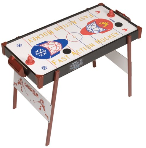 Carrom Face Off Convertible Air Hockey Table