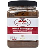 Pure Espresso Powder, (8 oz.) Hoosier Hill Farm