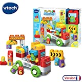 V Tech - Bla-Bla-Blocks - Mon camion 1,2,3 interactif