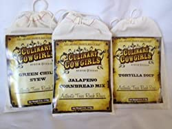 Culinary Cowgirls Soup and Cornbread Gift Pack