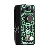 EX-Unparallel Phaser Pedal Mini Phaser Guitar Pedal Delivers the Classic Filtered'Vocal' Sound And Has It All Covered From Discrete Warbles to All Out Funk Wah