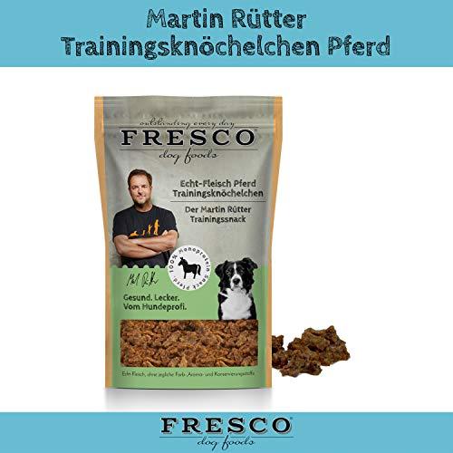 Fresco Dog Martin Rütter Trainingsknöchelchen Pferd 150g