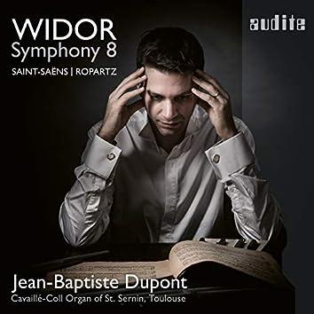 Jean-Baptiste Dupont plays Widor: Symphony No. 8