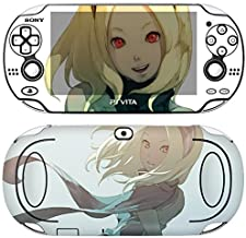 Skin Decal Sticker For Ps Vita 1000 Series Pop Skin-Gravity Rush #02+Screen Protector+Offer Wallpaper Image by POP SKIN