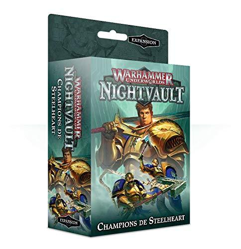 Games Workshop Warhammer Underworlds : Les Champions de Steelheart (Fr)