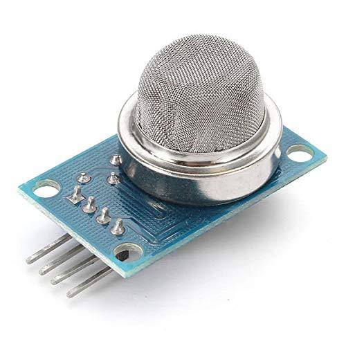 Sensor & Detektor Modul MQ-2 Rauchgas LPG Butan Gas Sensor Modul Tester für Arduino - Produkte, die mit offiziellen Arduino Boards arbeiten