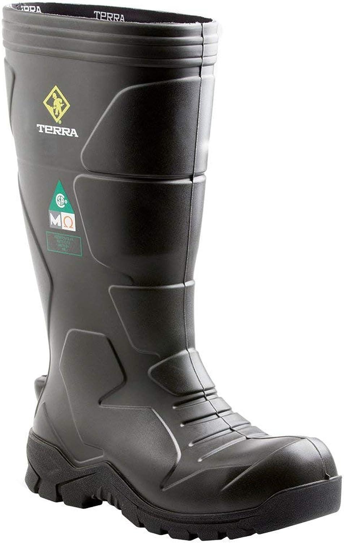 Terra Men's Narvik Slip On CSA Safety Boot
