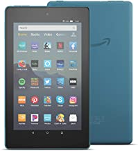 "Fire 7 Tablet (7"" display, 16 GB) – Twilight Blue"