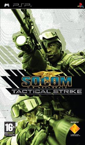 Socom Tactical Strike + Headset : Playstation Portable , ML