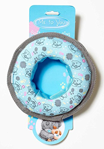 Me to You Hundespielzeug Soft Ring, DM 17cm x 3,5cm